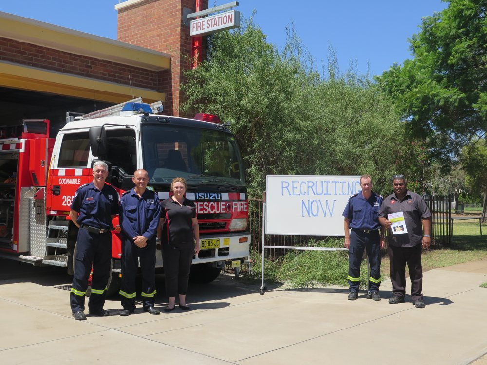 Fire & Rescue NSW Pre-employment Program in Coonamble